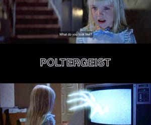 80s, carol anne, and poltergeist image
