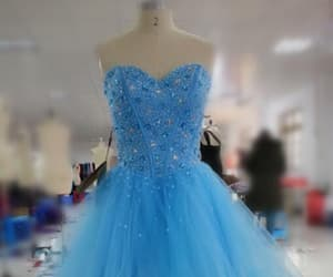 prom dress, short homecoming dresses, and homecoming dress image