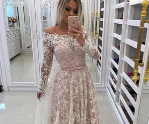 wedding dress, lace wedding dresses, and wedding dresses for cheap image