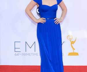 actress, blue, and emmy awards image