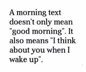 quotes, morning, and good morning image
