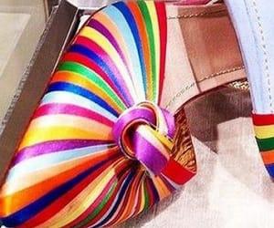 fashion, gay, and rainbow image