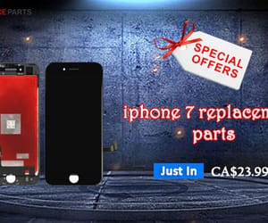 iphone 7 spare parts, iphone 7 repair parts, and apple iphone 7 parts image