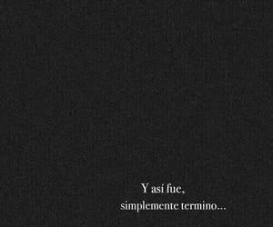 black, spanish, and quote image