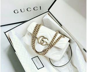 gucci, handbag, and designer image