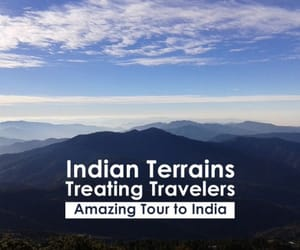 incredible india, medical tourism, and eco-tourism image