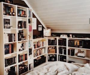 beauty, books, and Dream image