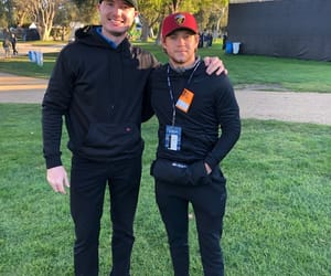 golf, niall horan, and directioner image