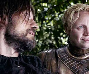 gif, gwendoline christie, and nikolaj coster waldau image