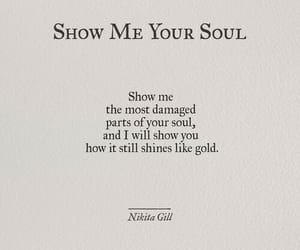 quotes, soul, and poetry image
