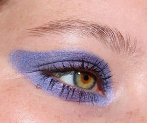 art, brows, and colours image