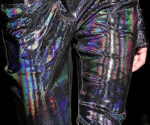fall fashion, fashion, and holographic image