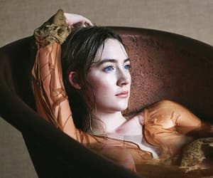 girl, pretty, and Saoirse Ronan image