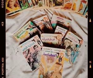 books, retro, and vintage image