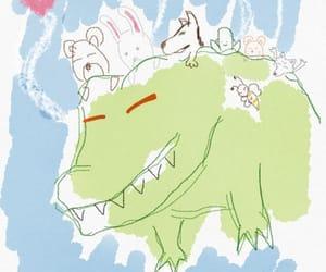 alligator, wonho, and kihyun image