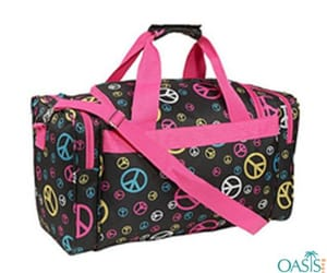 wholesale luggage bags, private label bags, and wholesale duffel bags image