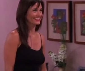 courtney cox, friends, and monica geller image