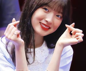 edit, yewon, and oh my girl image