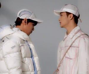 mark, haechan, and idol image