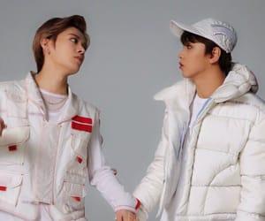 yuta, haechan, and idol image