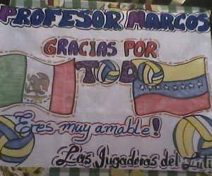gracias, sport, and voleibol image