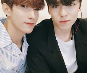 DK, lee, and hansol image