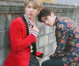 aesthetic, boys, and korean image