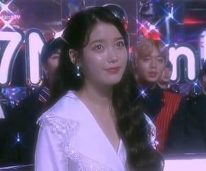iu, girl, and kpop image
