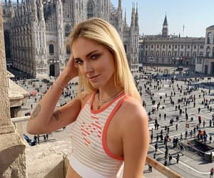 architecture, chiara ferragni, and milan image