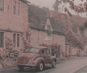 vintage, autumn, and theme image