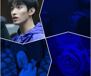 aesthetic, birthday, and blue image