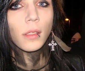 beautiful eyes, black veil brides, and andy biersack image