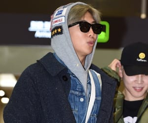 airport, rm, and bts image