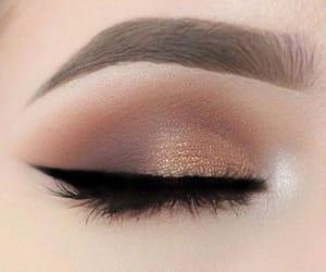 eyeshadow, makeup, and eyeliner image