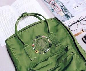 bag, color, and fjallraven kanken image