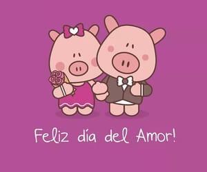 amor, san valentin, and feliz image