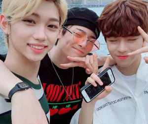 seungmin, i.n, and jeongin image