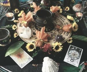 alter and wicca image