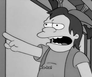 aesthetic, bad, and The Simpson image