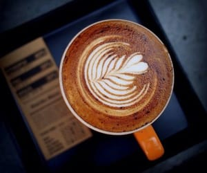 coffee, drink, and cappuccino image