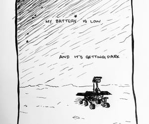 mars, opportunity, and rover image