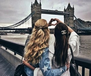 aesthetic, architecture, and best friends image