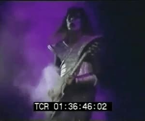 gif, kiss, and ace frehley image