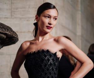 angel, black, and elegance image