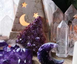 aesthetic, star, and witch image