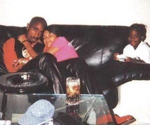 2pac, love, and 90s image