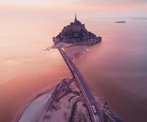 france, sea, and travel image