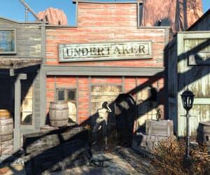 barrels, fallout, and shadowed image