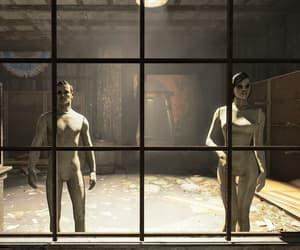 eerie, mine, and window image