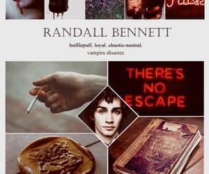vampire, robert sheehan, and oc aesthetic image